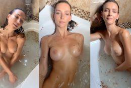 Rachel Cook Nude Bathtub Leaked Video