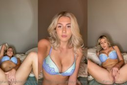 Rayofshinexo Pussy Masturbation Video Leaked